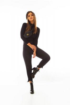 Imagem - Calça Jeans com Listra Lateral