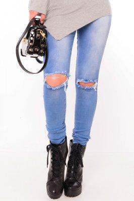Imagem - Calca Jeans Hot Pants com Botões