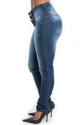 Imagem - Calça Skinny Tradicional