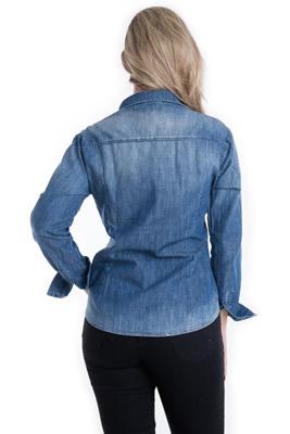 Imagem - Camisa Jeans
