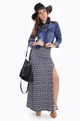 Imagem - Camisete Jeans