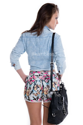 Imagem - Camisete Jeans Tie Dye