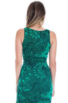 Imagem - Cropped Green com Zíper