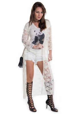 Imagem - Kimono de Renda