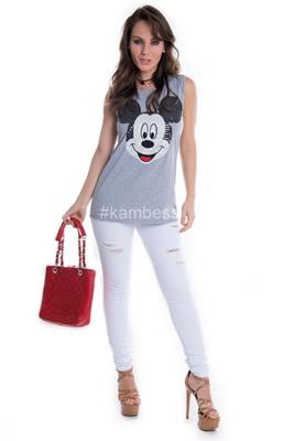 Imagem - Regata Mickey