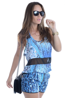 Imagem - Shorts Blue