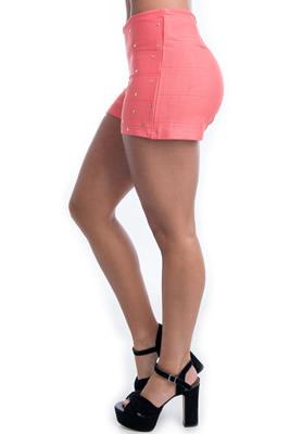 Imagem - Shorts de Bandagem com Taxa
