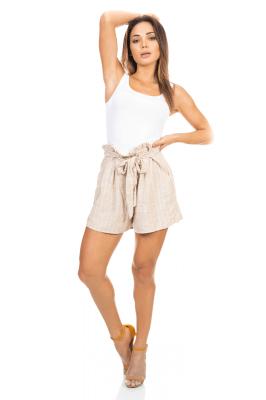 Imagem - Shorts de linho