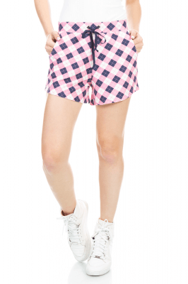 Imagem - Shorts Estampado com Elástico