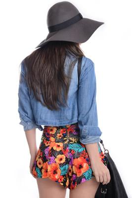 Imagem - Shorts Estampado