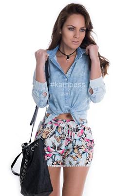 Imagem - Shorts Floral