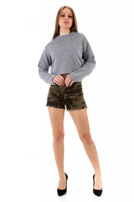 Imagem - Shorts Hot Pants Camuflado
