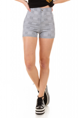 Imagem - Shorts Hot Pants Estampado