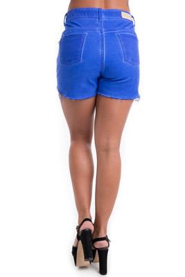 Imagem - Shorts Jeans Destroyed