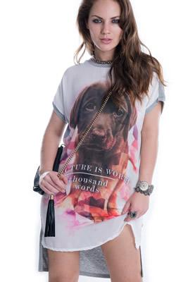 Imagem - Maxi T-shirt Labrador