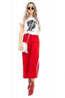 Imagem - T-shirt com Estampa Frontal