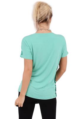 Imagem - T-shirt de Paetês
