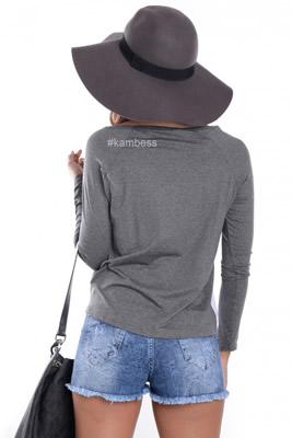 Imagem - T-shirt Estampada