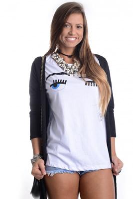 Imagem - T-shirt Olho