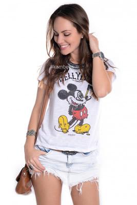 Imagem - T-shirt Mickey Hellyeah!