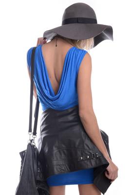 Imagem - Vestido com Detalhe nas Costas
