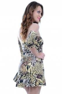 Imagem - Vestido com Tule
