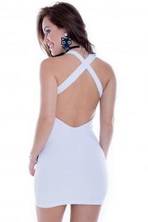 Imagem - Vestido de Bandagem em X