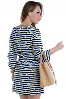 Imagem - Vestido de Listra