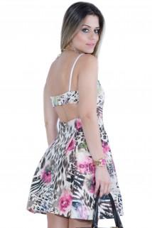 Imagem - Vestido de Sarja