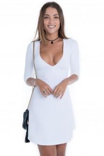 Imagem - Vestido Decotado