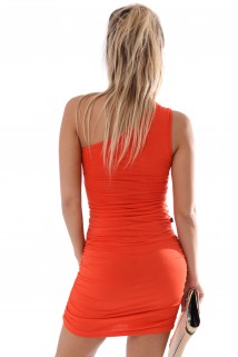 Imagem - Vestido Drapeado