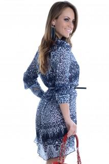 Imagem - Vestido Estampado
