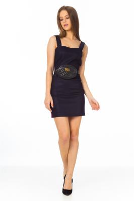 Imagem - Vestido Estruturado com Faixa Lateral