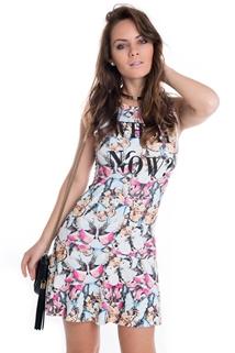 Imagem - Vestido Floral What Now