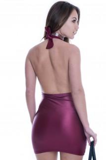 Imagem - Vestido Frente Única de Cirre