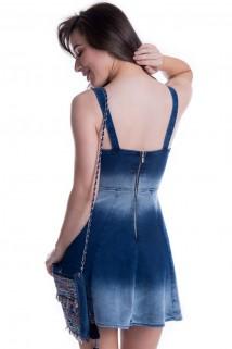 Imagem - Vestido Godê de Alcinha