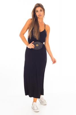 Imagem - Vestido Longo de Alcinha