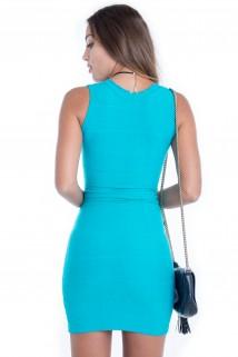Imagem - Vestido Regata de Bandagem