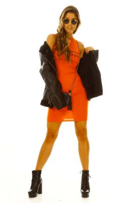 Imagem - Vestido Regata Midi