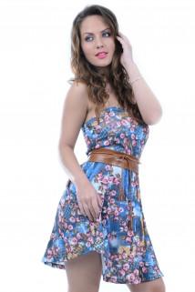 Imagem - Vestido Tomara que Caia - Floral