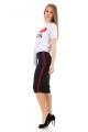 T-shirt com Estampa e Amarração 3