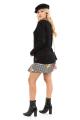 Blusa de Tricô com Decote V 3