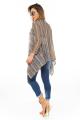 Blusa Kimono de Tricot 4
