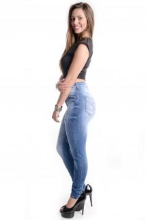 Calça Jeans Cintura Alta 3