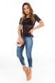 Calça Jeans com Barra Irregular 6