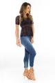 Calça Jeans com Barra Irregular 5