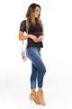 Calça Jeans com Barra Irregular 3