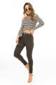 Calça Jeans Skinny Hot Pants 6