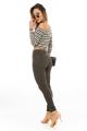 Calça Jeans Skinny Hot Pants 4