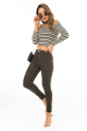 Calça Jeans Skinny Hot Pants 5